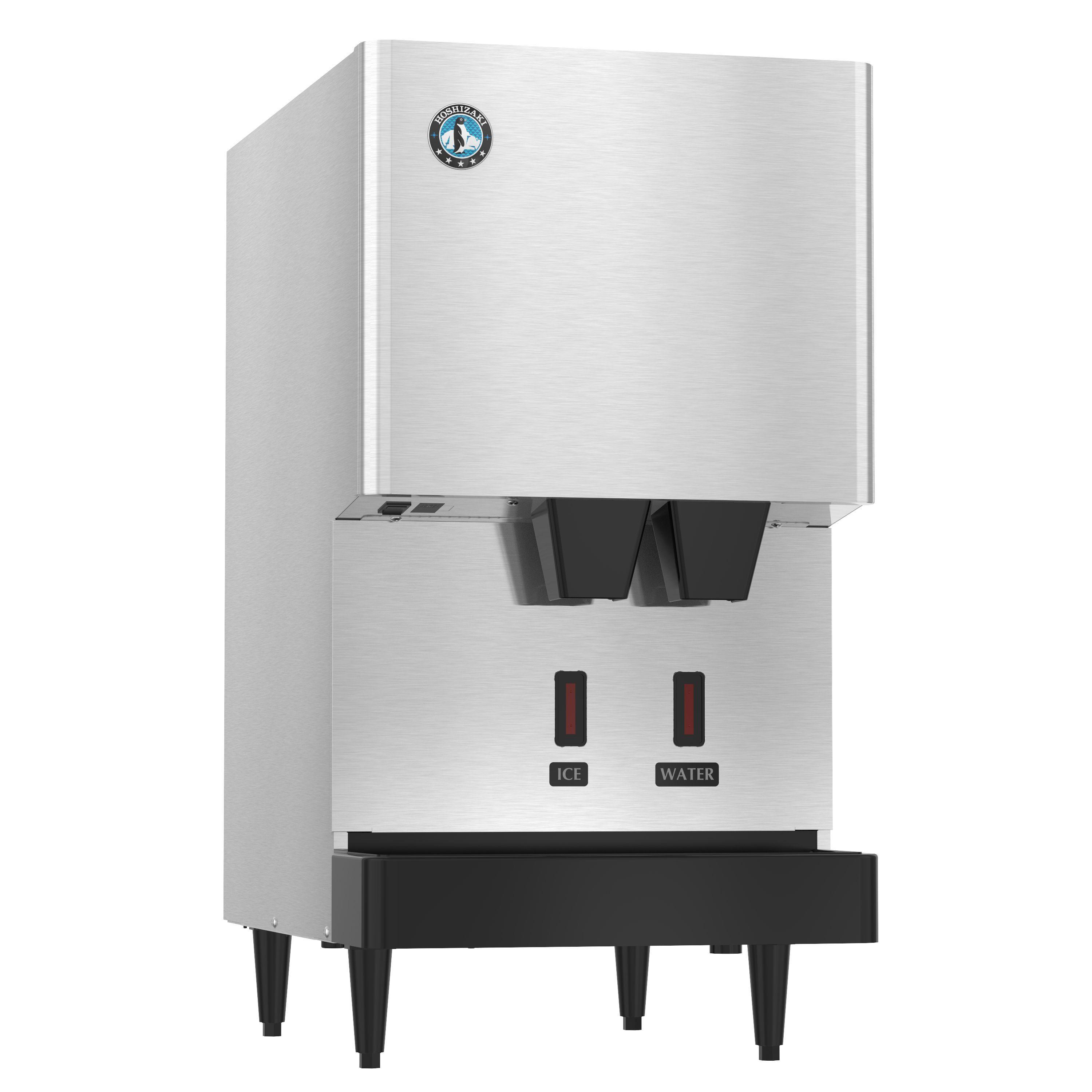 Dcm 270bah Os Cubelet Icemaker Air Cooled Hands Free Dispenser