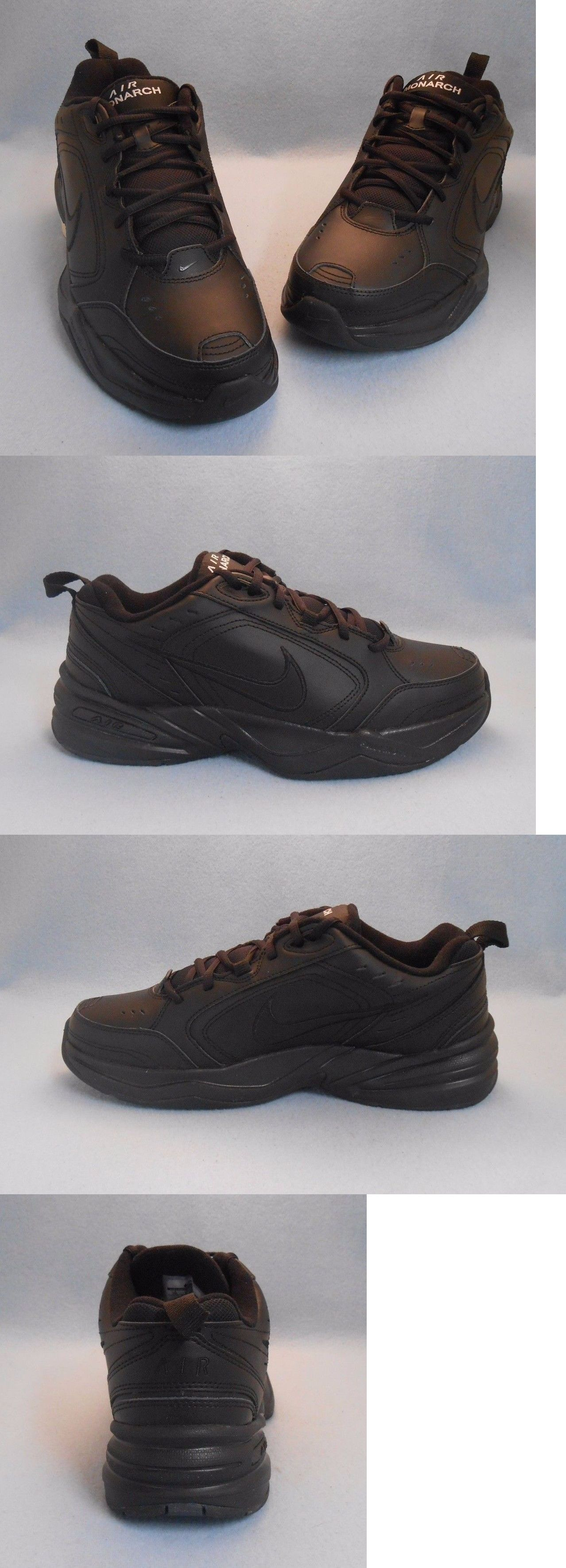 Men Shoes: Nike Air Monarch Iv Men S Walking Shoes 415445 001 (D)