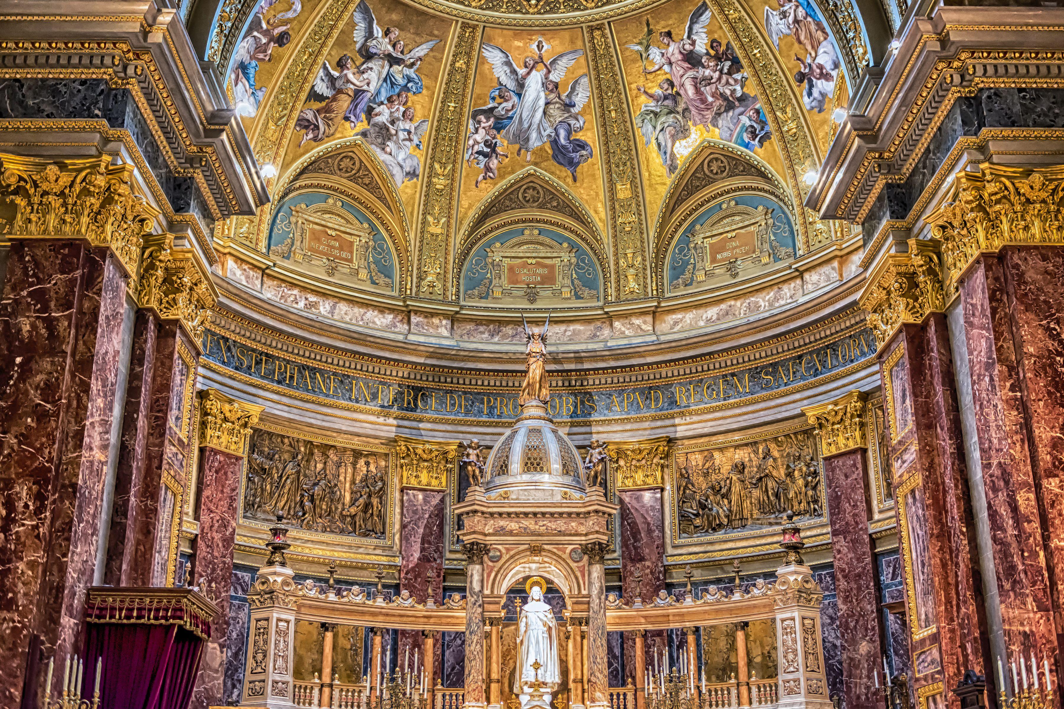 St. Stephen's Church Vienna