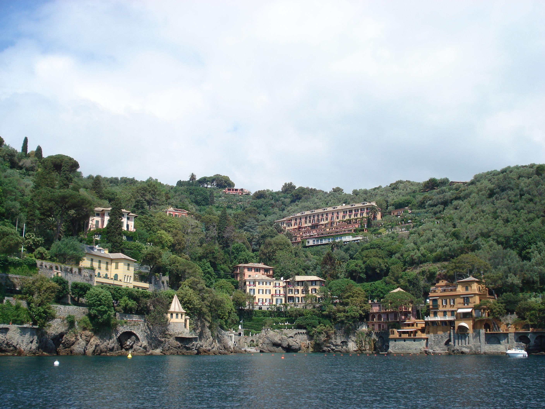 Rapallo, Liguria, Italy.