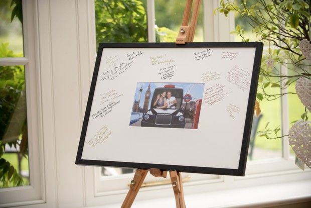 Alternative wedding guest book great ideas for non-traditional guest book