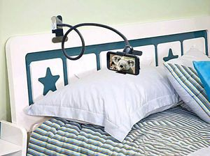 Solution For Iphone Falling Off Bed Universal Gooseneck Bed