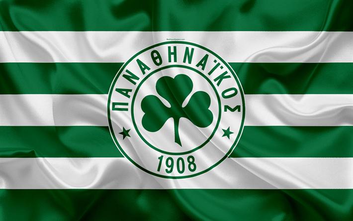 Panathinaikos Pinterest: Download Wallpapers Panathinaikos FC, 4k, Greek Football