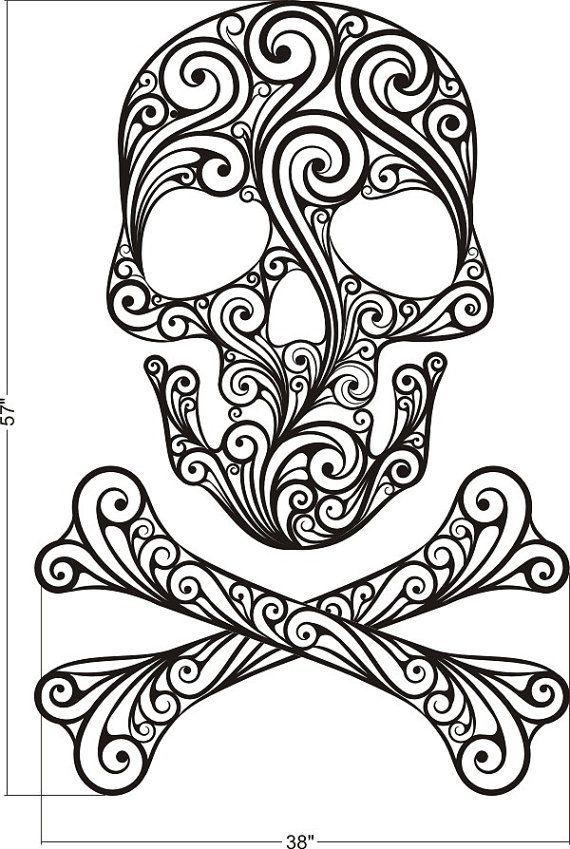 sugar skull coloring pages princess - photo#9