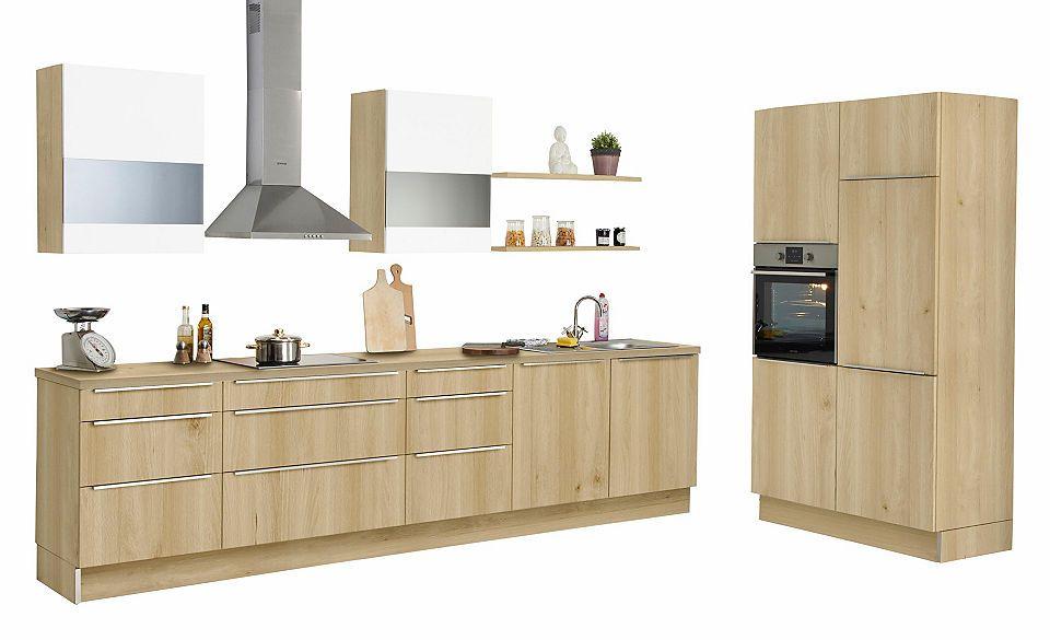 set one by Musterring »Siena« Küchenzeile ohne E-Geräte, Breite - küchenzeilen ohne geräte