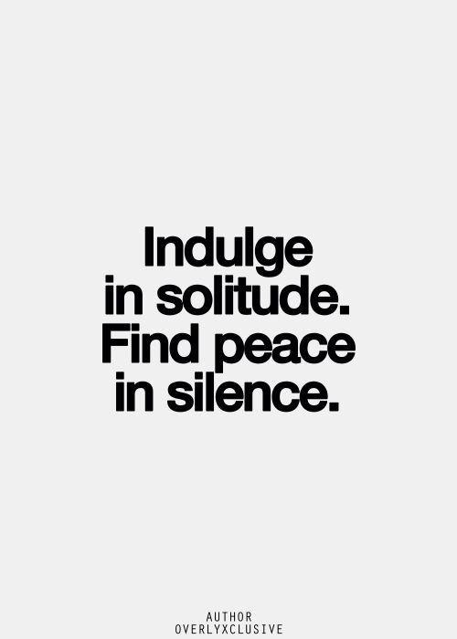Pin On Silence