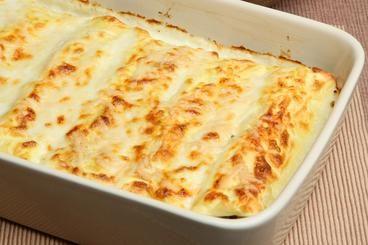 Come preparare i cannelloni con zucca e gorgonzola - Guide di Cucina