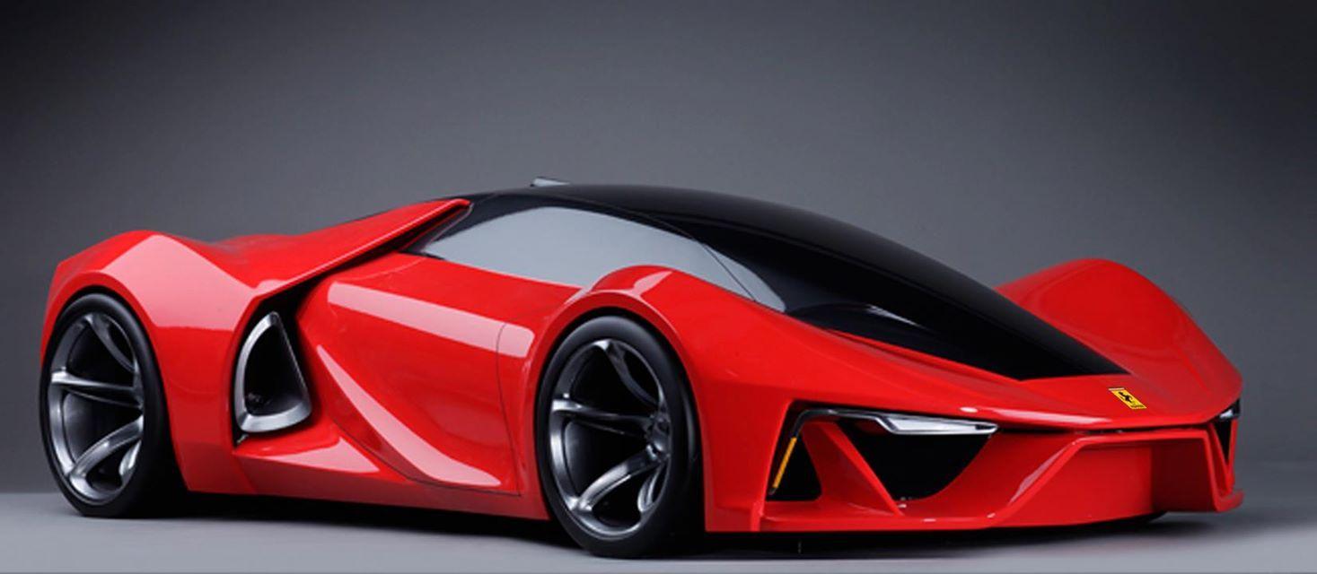 Ferrari f80 by adriano raeli concept cars ferrari f80 - 2017 ferrari california interior ...