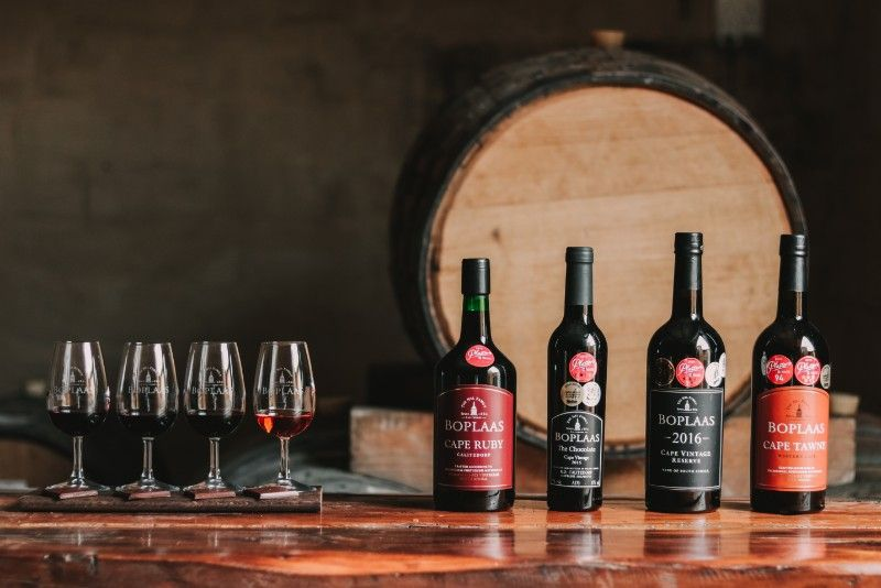 Boplaas Wines Top The Charts In Sawi Multi Competition Evaluation