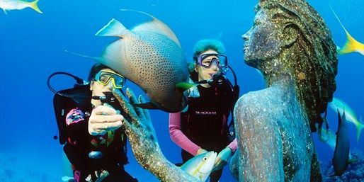 $920 -- Grand Cayman 5-Night Scuba Adventure, $215 Off