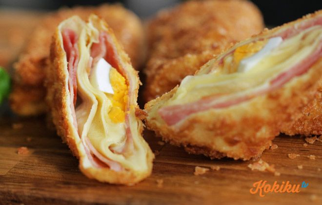 Resep Risoles Keju Mayonnaise Kokiku Tv Resep Makanan Resep Masakan Resep