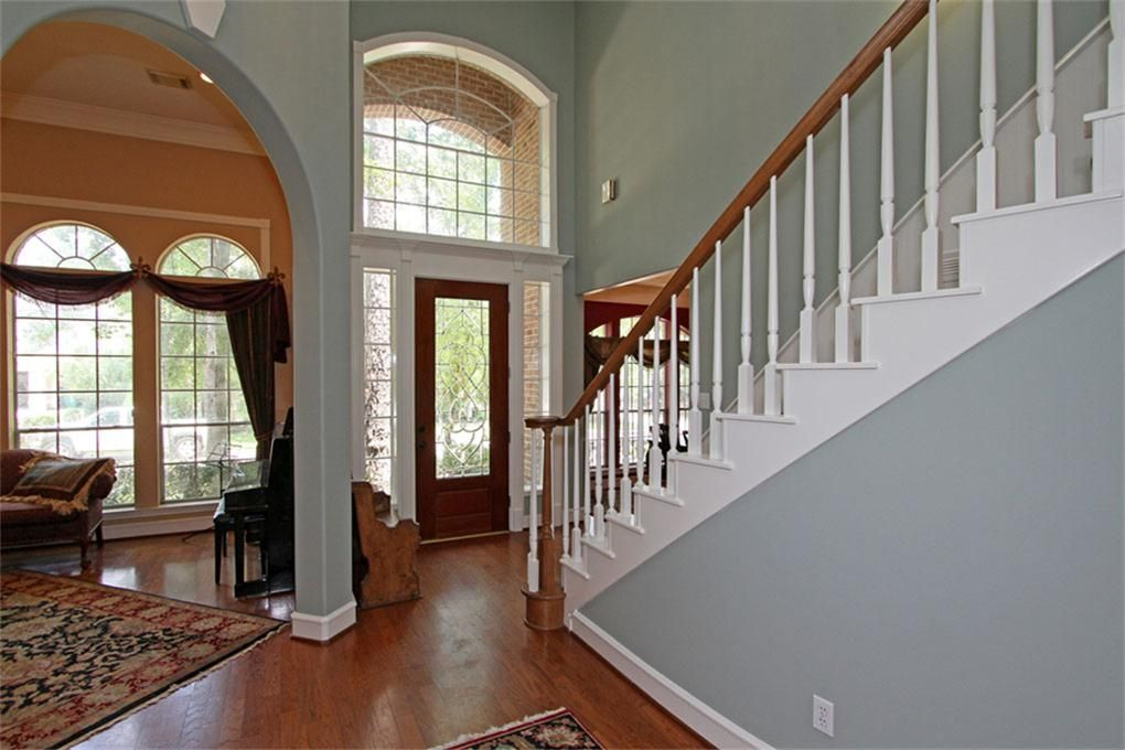 Cool Entryway Paint Colors Ideas Hallway Decorating Ideas