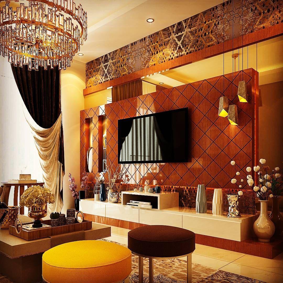 Living Room Interiordesign Bangalore: Pin By Kassabella Muebles On Panel De Tv