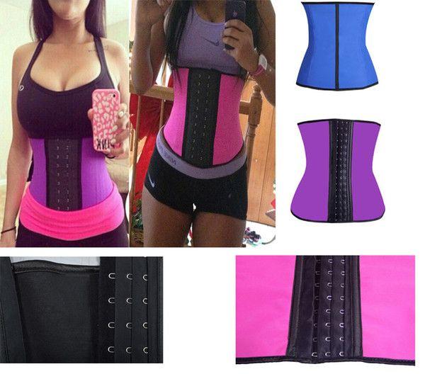 6d999e46ed4 Online Shopping Sexy Underbust Waist Cincher Rubber corsets Body trainers  Shape Wear Waist Training corsets Plus Size C732 14.87