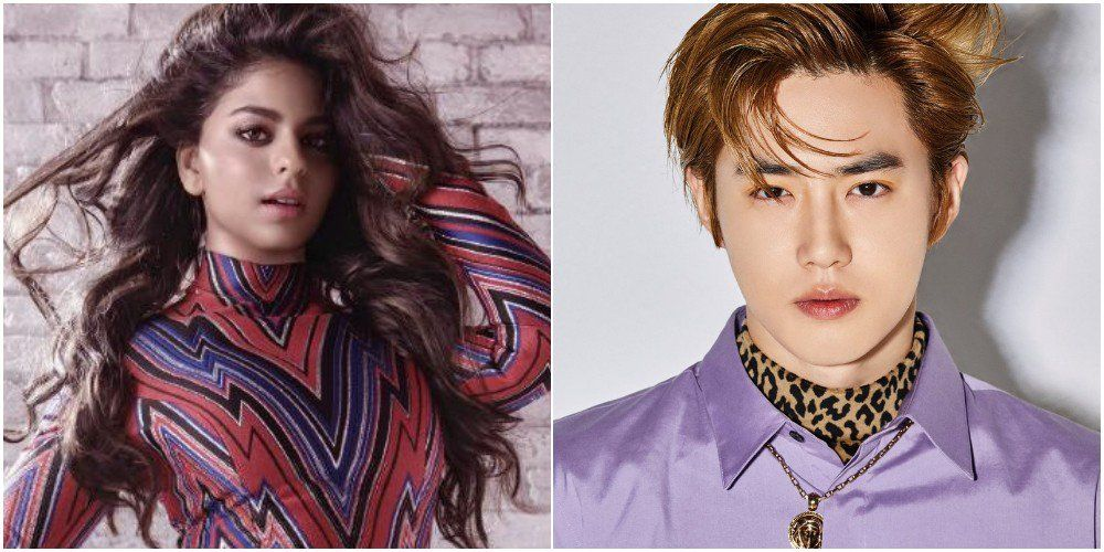 Exo S Suho Goes Viral In India Thanks To Suhana Khan S Fan Instagram Account Suho Khan Viral