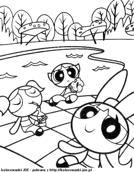 Powerpuff Girls Coloring Pages Dibujos Dibujos Para Colorear