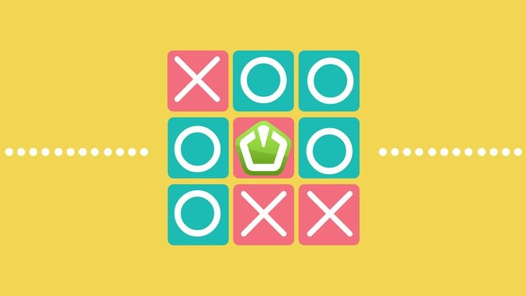 100% Off]- Tic-Tac-Toe Clone- The Complete SFML C++ Game Course