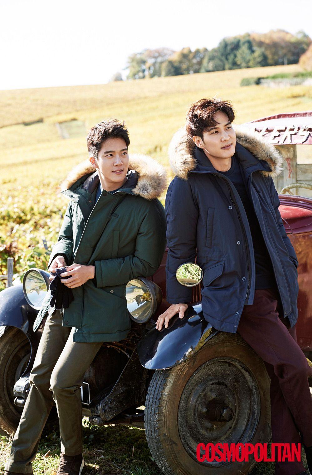 Ha Seok-jin (하석진) - Picture   Asian men fashion, Jin