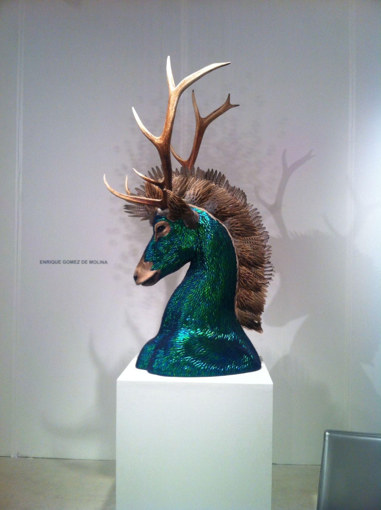 Enrique Gomez De Molina Sculpture art, Crafts, Taxidermy