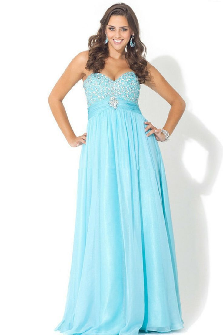 plus size prom dresses | Fancy dresses | Pinterest | Prom, Senior ...