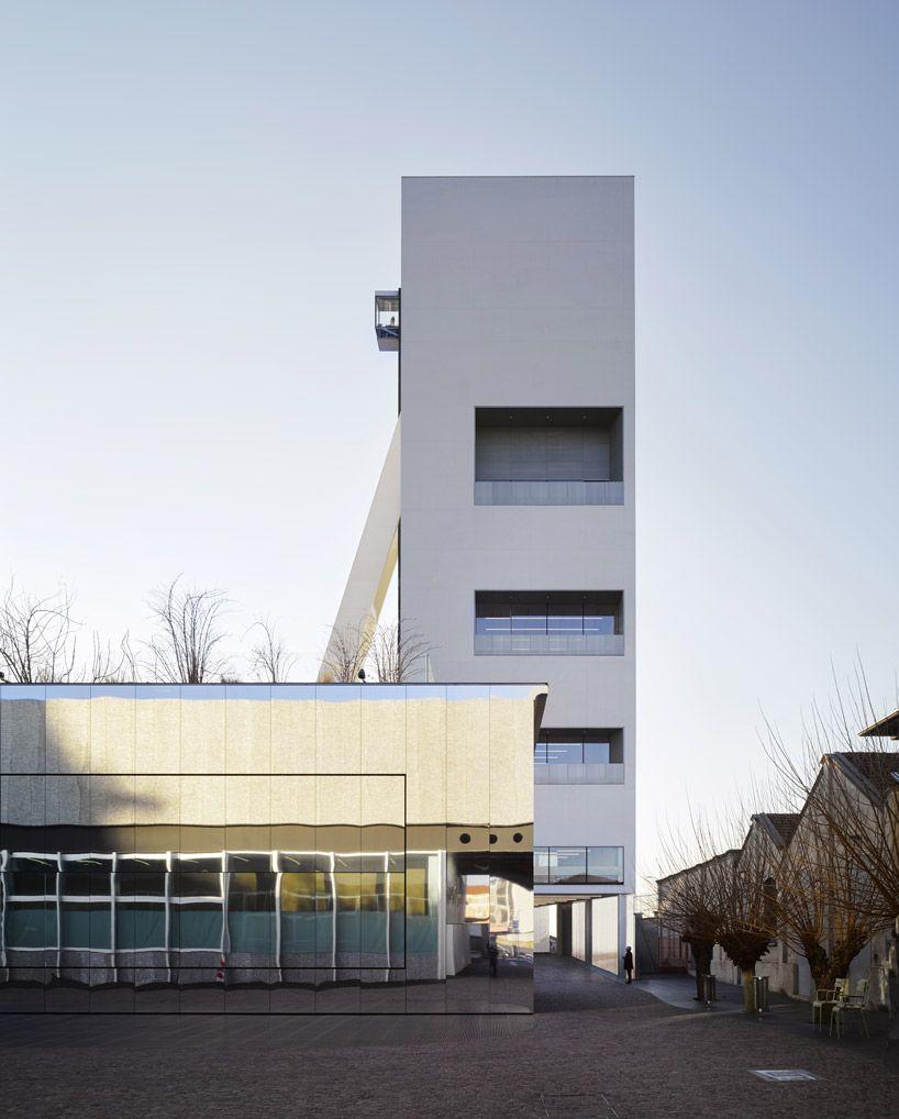 OMA : la «Tour» de la Fondation Prada bientôt ouverte au public
