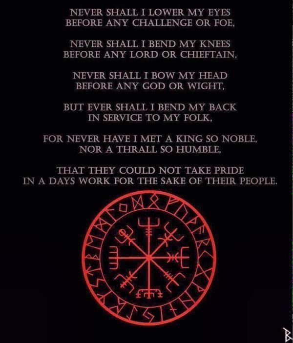 Asatru, Vikings And