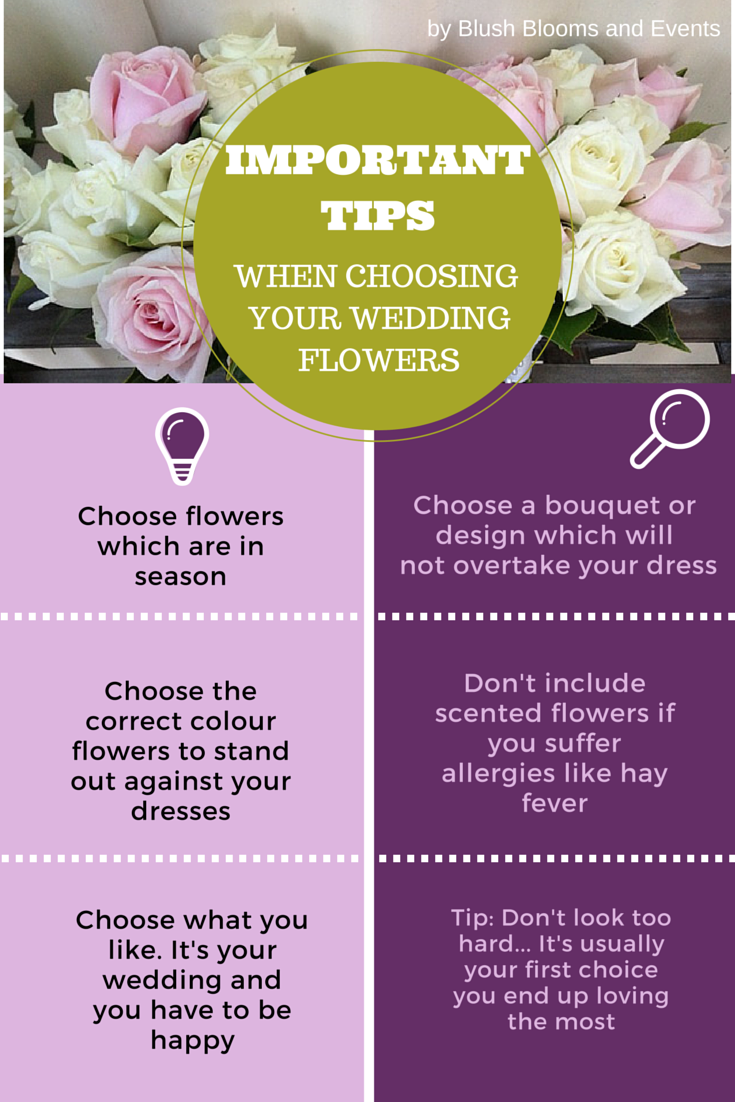 Learn the secrets to having perfect wedding flowers. Let your ...