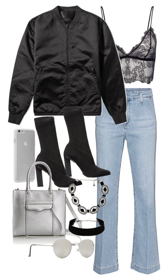 """""""Untitled #11180"""" by minimalmanhattan ❤ liked on Polyvore featuring AG Adriano Goldschmied, Anine Bing, Case-Mate, Acne Studios, Calvin Klein Collection, Rebecca Minkoff, Forever 21 and Vanessa Mooney"""
