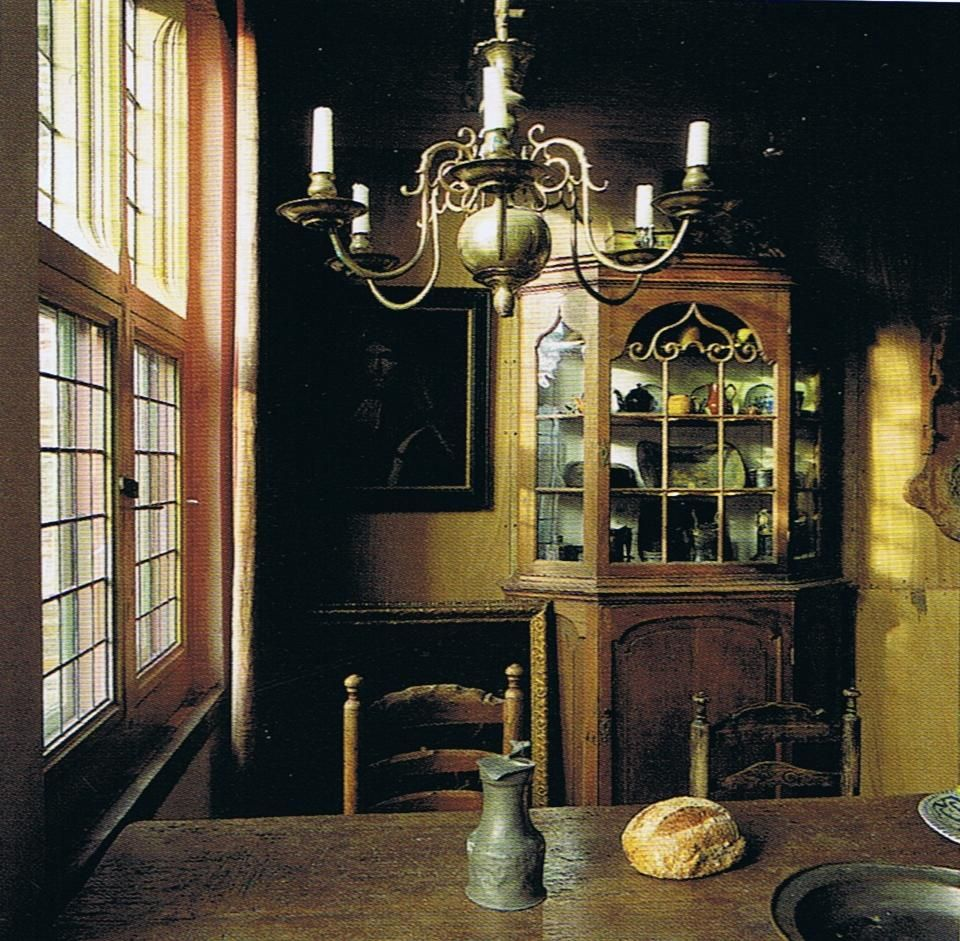 Dutch 18th century interior google search dutch for 18th century farmhouse interiors
