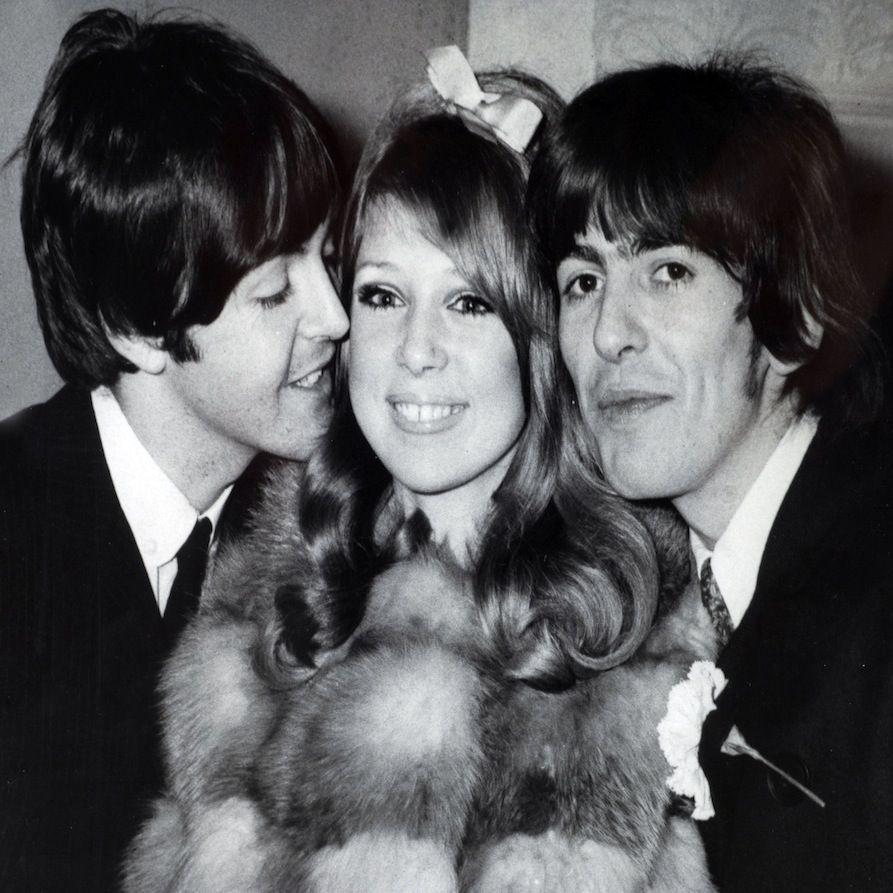January 21, 1966 Harrison married Pattie Boyd in