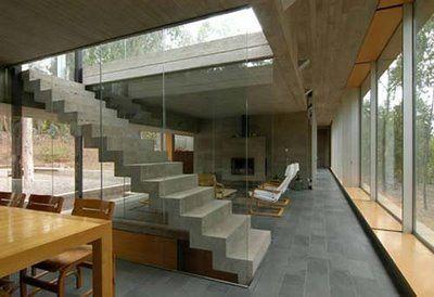 Korean Interior: Modern Omnibus House by Gubbins Architects