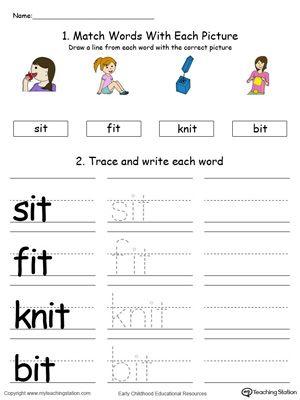 Preschool and Kindergarten Worksheets | eğitim | Pinterest