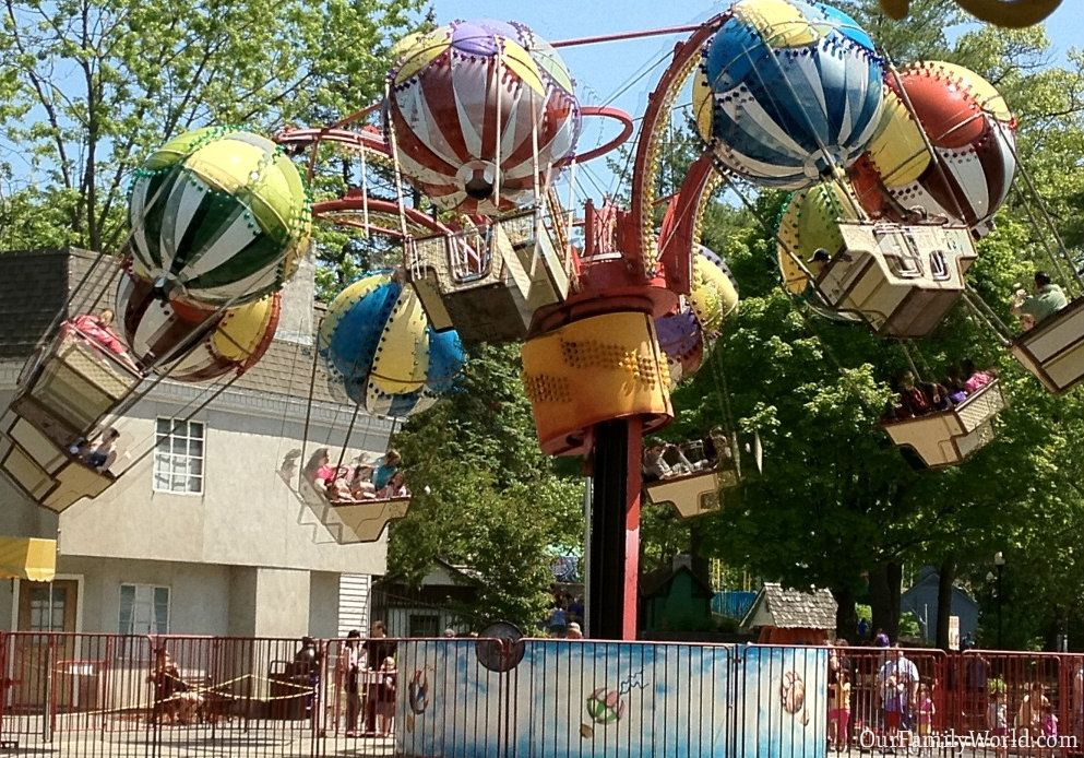 A Memorable Day At The Great Escape Theme Park Theme Park Balloon Rides How To Memorize Things