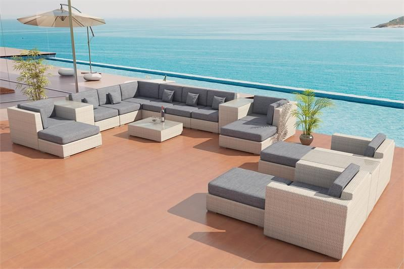 Patio Furniture made of Viro Outdoor wicker from the elegant Bellagio  Outdoor furniture collection. This - Patio Furniture Made Of Viro Outdoor Wicker From The Elegant