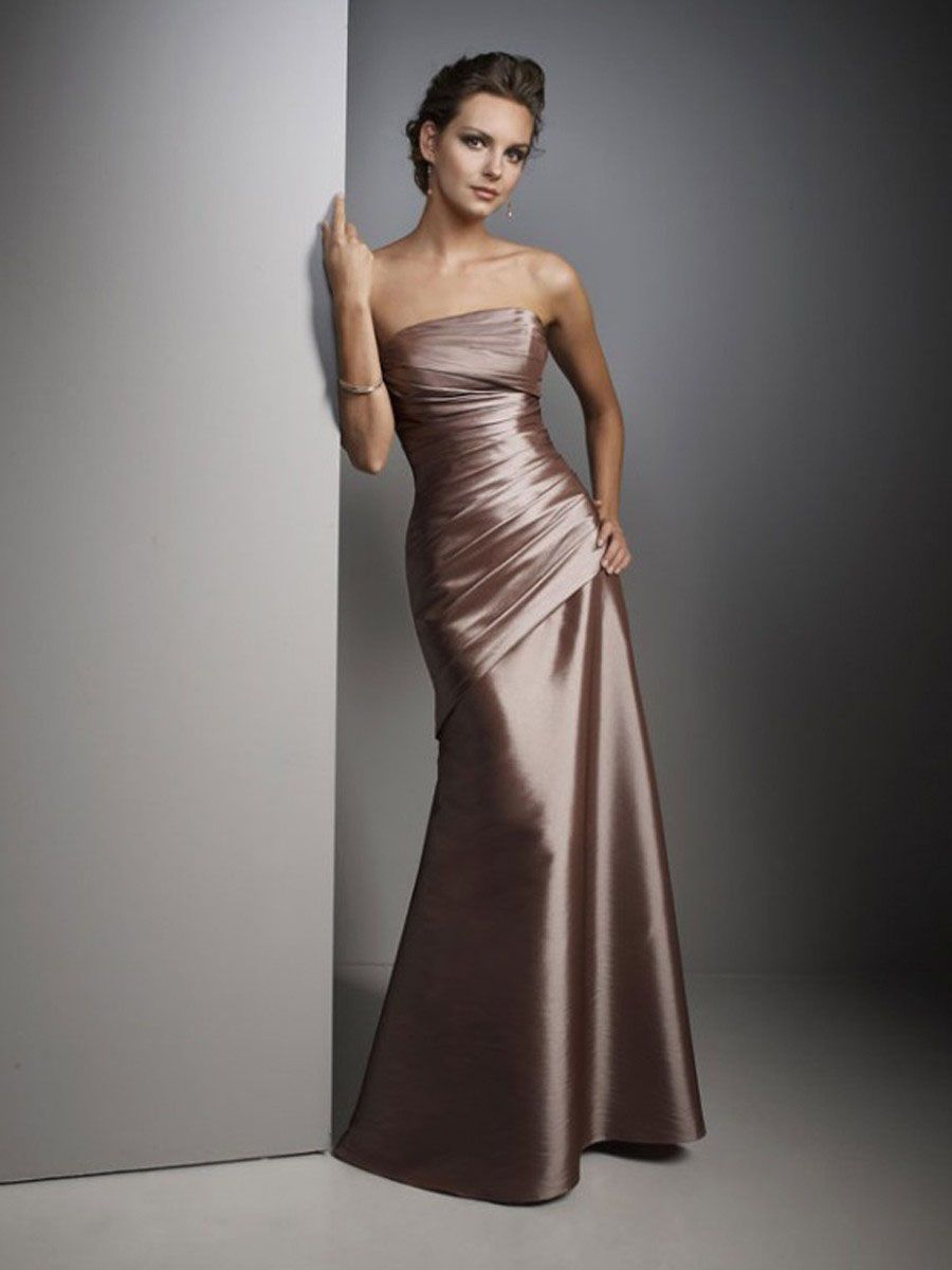 Buy 2013 absorbing abest selling divine delicate flat column buy 2013 absorbing abest selling divine delicate flat column ruffle champagne satin floor length bridesmaid dress ombrellifo Choice Image