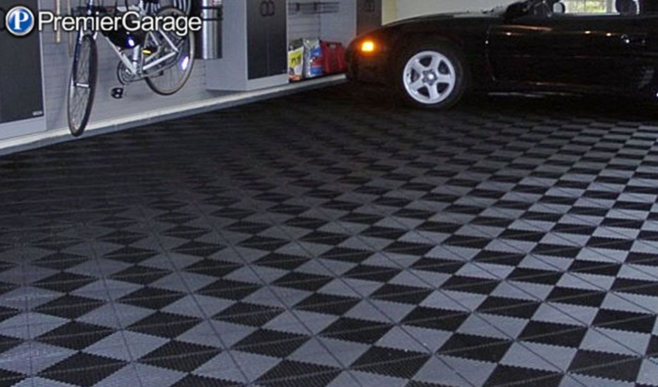 Garage Flooring Ideas Or Garage Flooring Options With Garage Epoxy Flooring Or Garage Flooring Garage Floor Tiles Vinyl Garage Flooring Garage Flooring Options