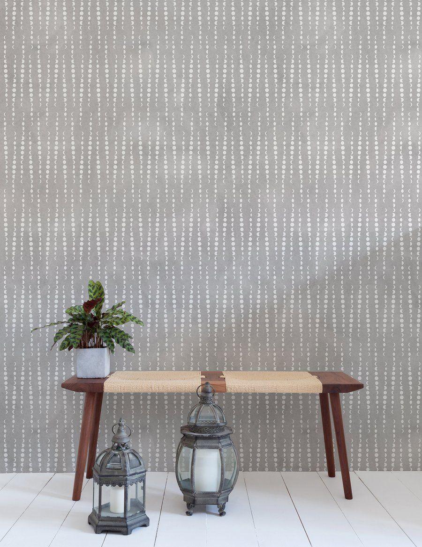 Earthlight Ashlar in 2020 Vinyl wallpaper, Design