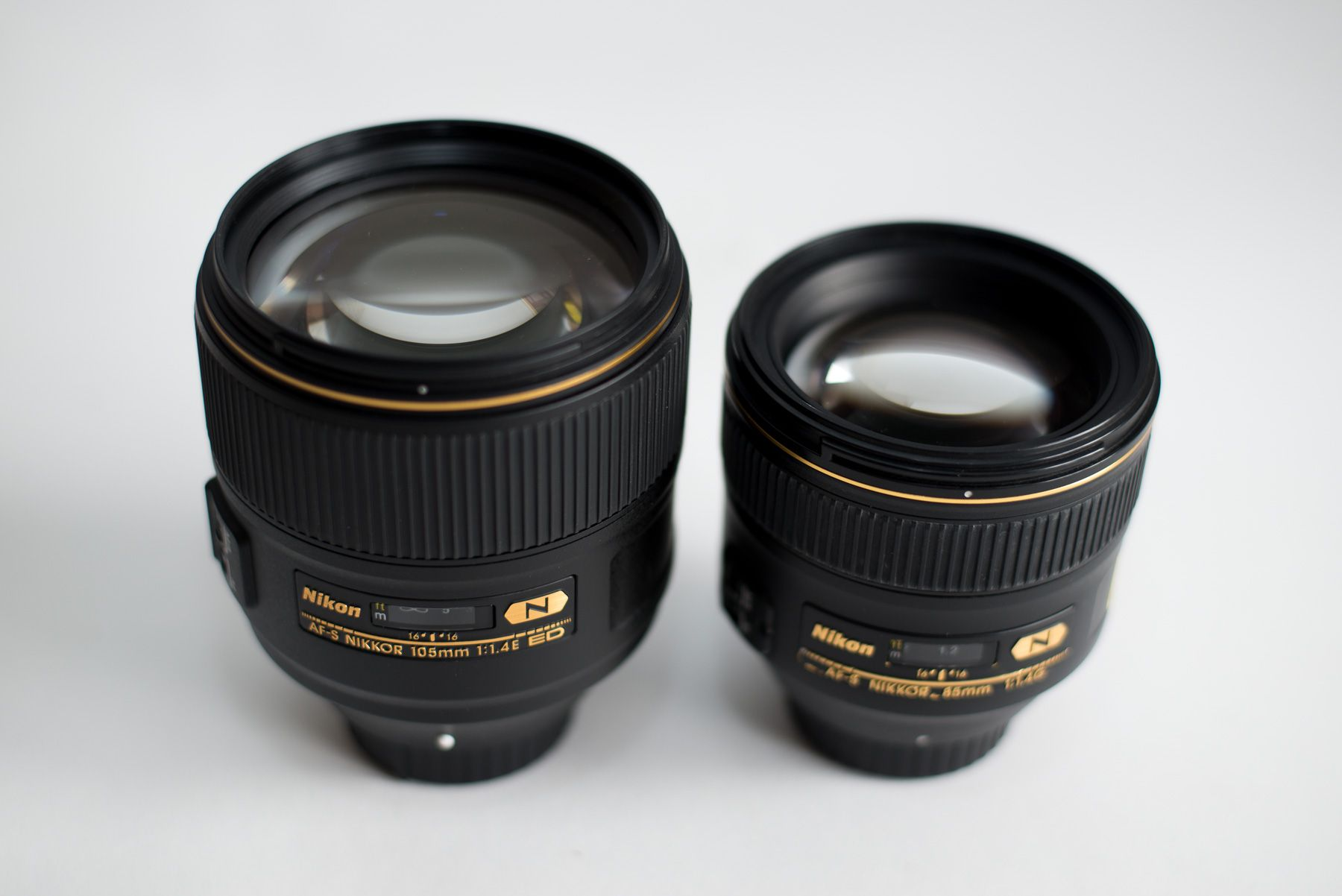 Nikon Af S Nikkor 105mm F 1 4e Ed Review And Comparison With The Nikkor 85mm F 1 4g Lens Nikon Rumors Nikon Camera Nikon Lens