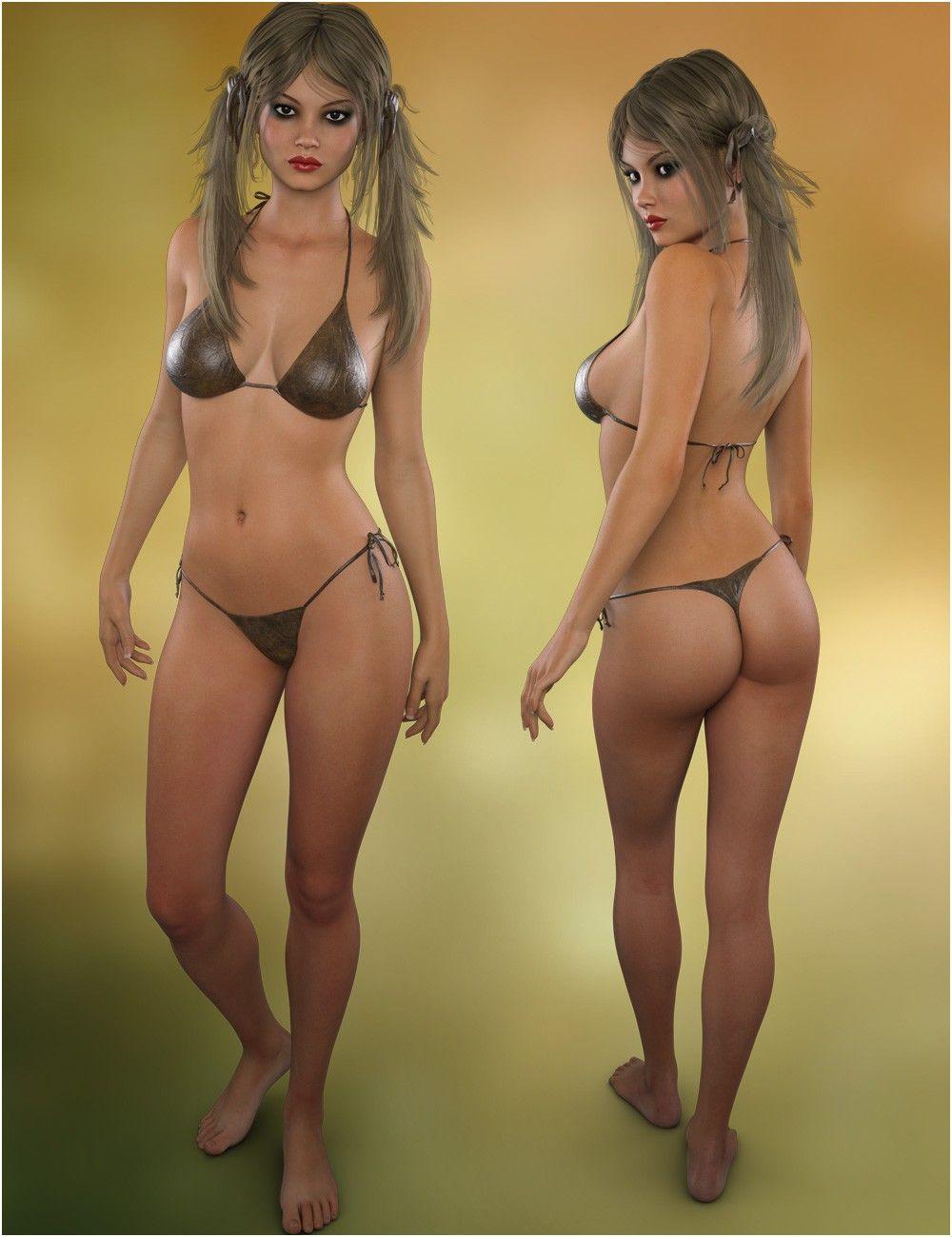 egyptian Queen nude