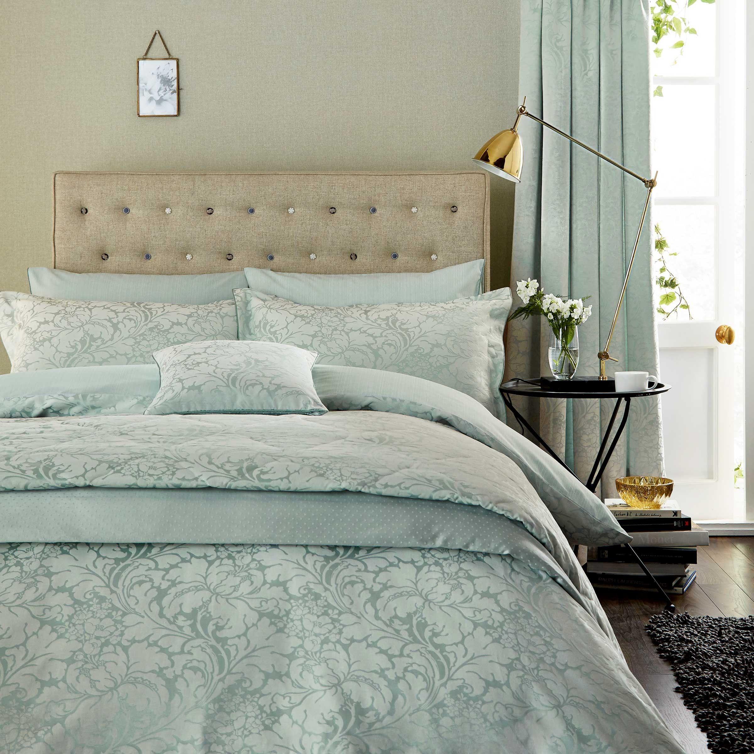 bed green best ideas sea on regarding comforter household sets aqua set bedding and glass
