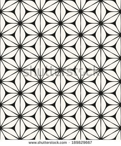 vector seamless pattern modern stylish texture repeating geometric rh pinterest com Repeating Pattern Wallpaper Repeating Background Patterns