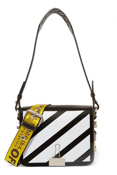 OFF-WHITE .  off-white  bags  shoulder bags  hand bags  leather ... cace63bef7dd4