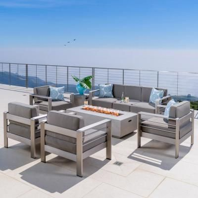 Outdoor Patio Chairs, Patio Furniture Fire Pit
