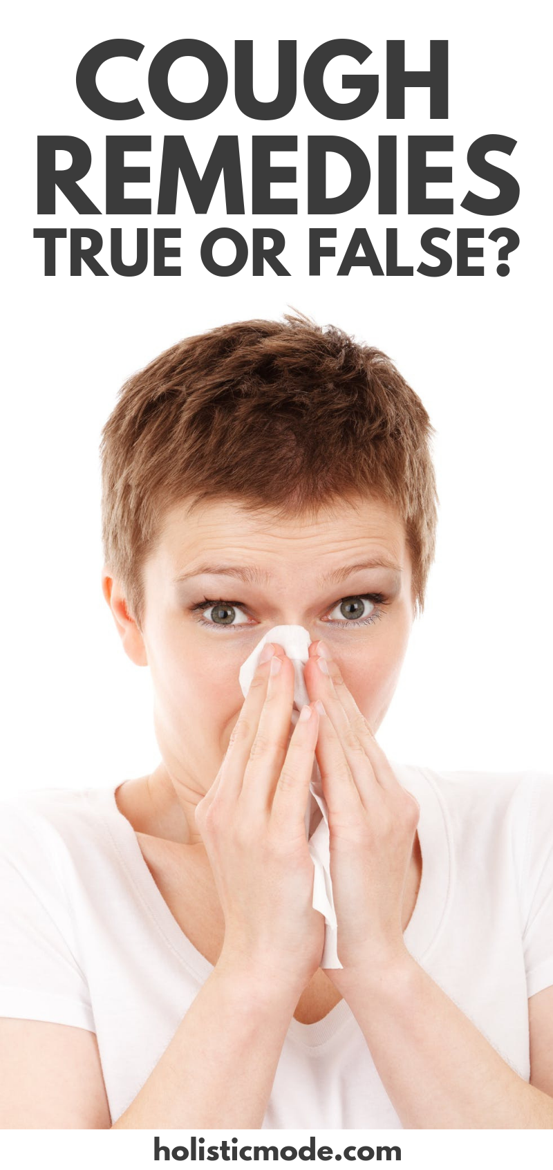 Cough Remedies True or False? Dry cough remedies, Cough