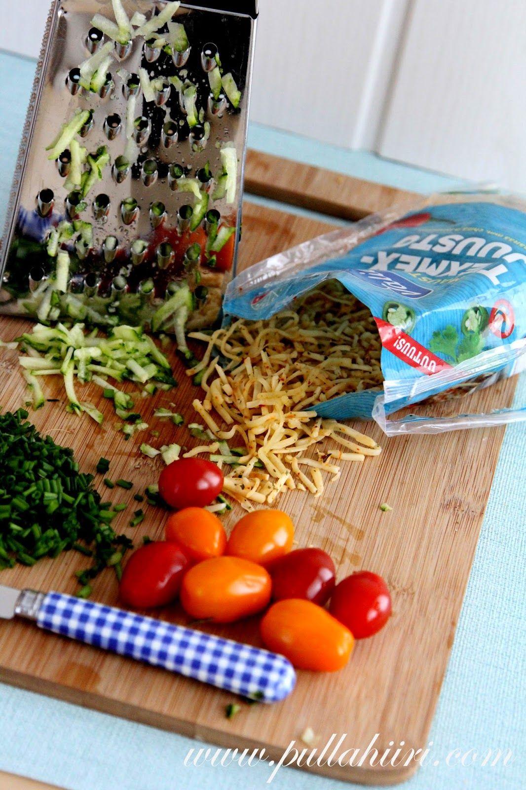 Pullahiiren leivontanurkka: Suolaisia herkkuja juustosta