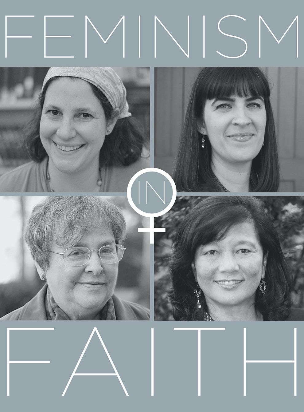 """This is so interesting, mostly because it's real journalism from BuzzFeed . . . but learning about the other faiths as well.  """"Feminism In Faith: Four Women Who Are Revolutionizing Organized Religion"""""""