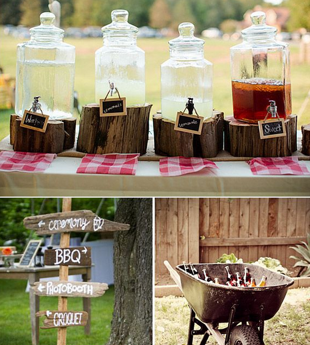 western party alcohol ideas Recherche Google BBQ Country