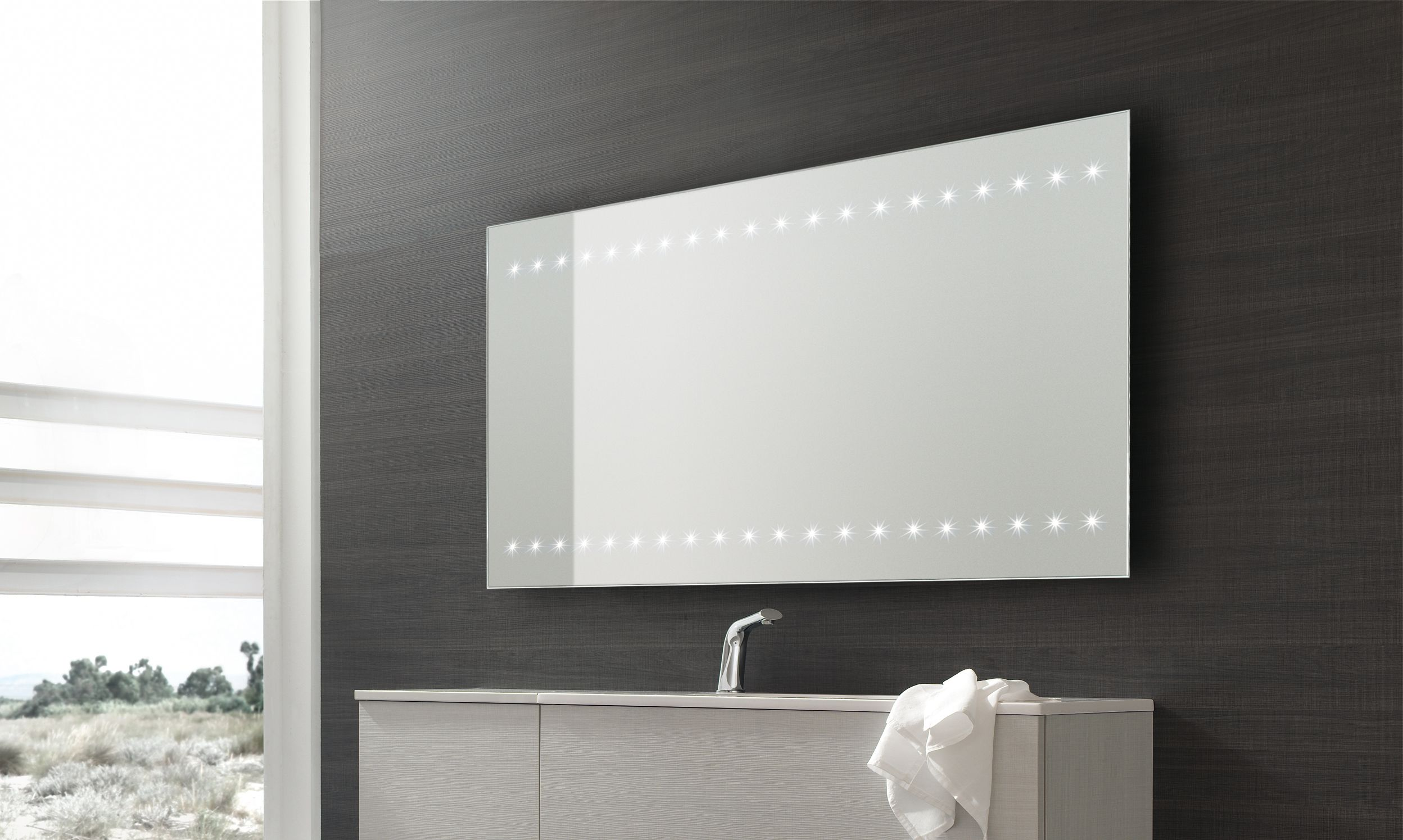 Luxury Bathroom Mirrors Online from Online Bathrooms UK | Mirrors ...