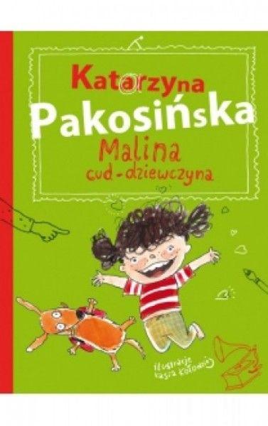 To według Autorki najzabawniejsza książka dla dziewczyn zamieszkujących Europę Środkową. Napisana została w myśl sentencji prezydentowej Roosvelt, że dzieci najuważniej słuchają, gdy się do nich nie mówi. Bohaterką jest Malina, uczennica sz...