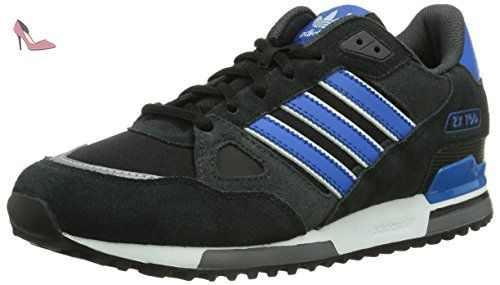 half off 65a4f 5b21e adidas Originals Zx 750, Baskets mode homme, Noir, 42 EU - Chaussures adidas